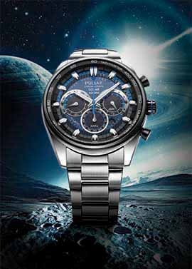 Pulsar Men S Watches